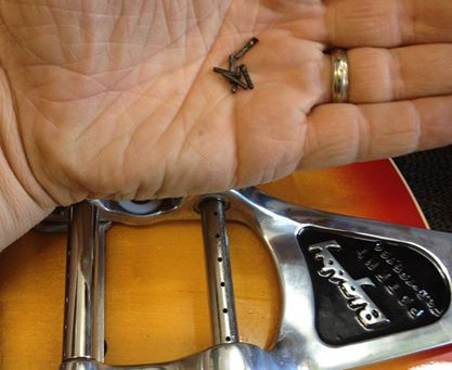 Do you have a Bigsby? Does it annoy the hell out of you? read on....