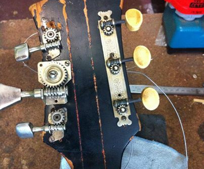 Been told you need new machine heads because your guitar goes out of tune? You probably don't!! Read