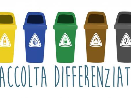 Emergenza COVID 19: come raccogliere i rifiuti domestici
