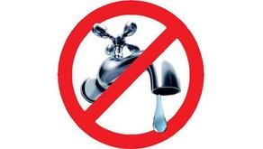 1/12/20-Lavori Serbatoio S. Giuseppe sospensione erogazione acqua dalle ore 22 fino a fine lavori