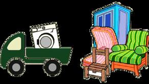 Sospensione ritiro e conferimento rifiuti ingombranti fino al 18 maggio 2021.