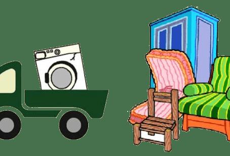 Sospensione ritiro e conferimento rifiuti ingombranti fino al 21 luglio 2021.