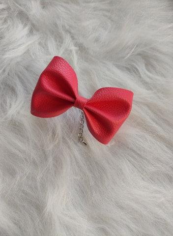 Le joli Bracelet nœud Rose