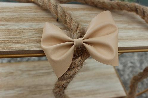 Le joli Bracelet nœud Beige