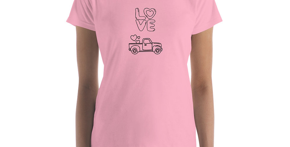 L Pickups Women's short sleeve t-shirt