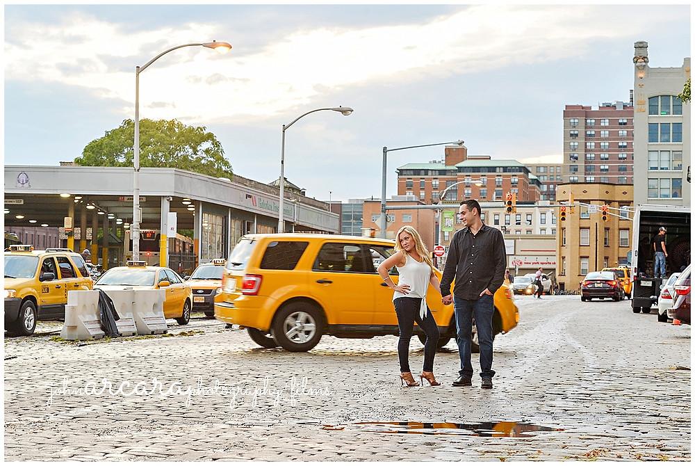 Engagement Shoot - Hoboken