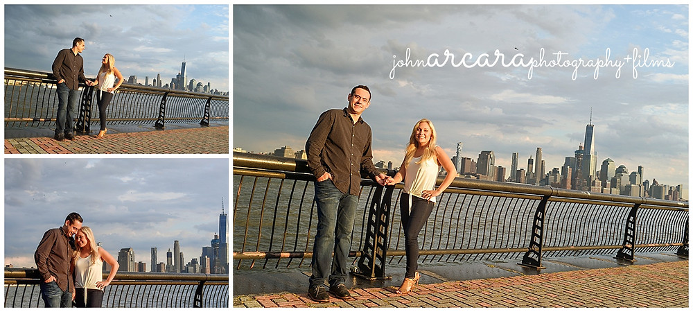 Engagement Shoot - Check the weather