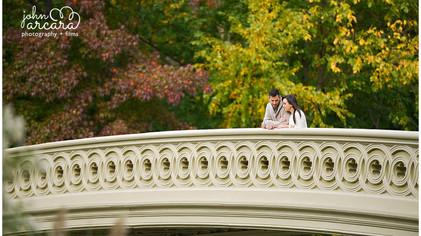 || Real Weddings: Allie + Steve - NYC Engagement ||