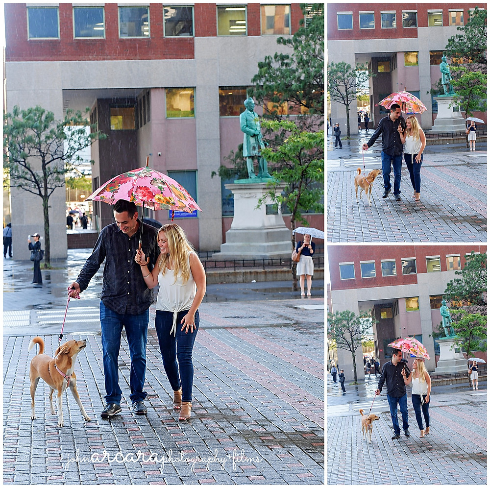 Engagement Style - Cute Umbrella