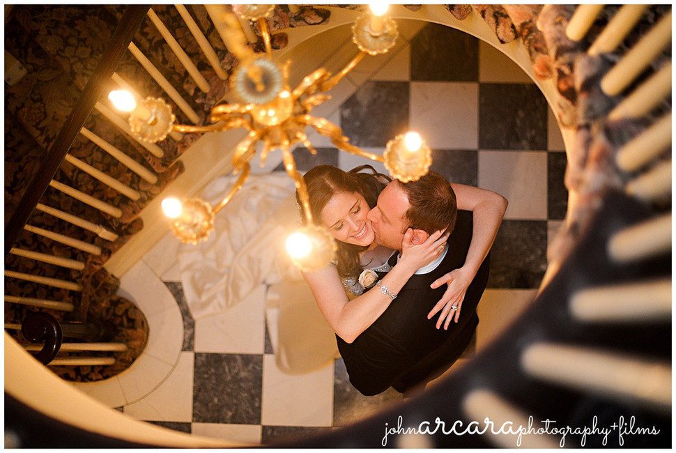 || Bridgette + Jon at The Royalton ||
