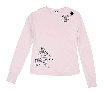 Pink Mars Long Sleeve