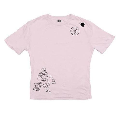 Pink Mars Short Sleeve