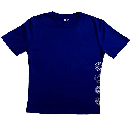 Blue Venus Short Sleeve