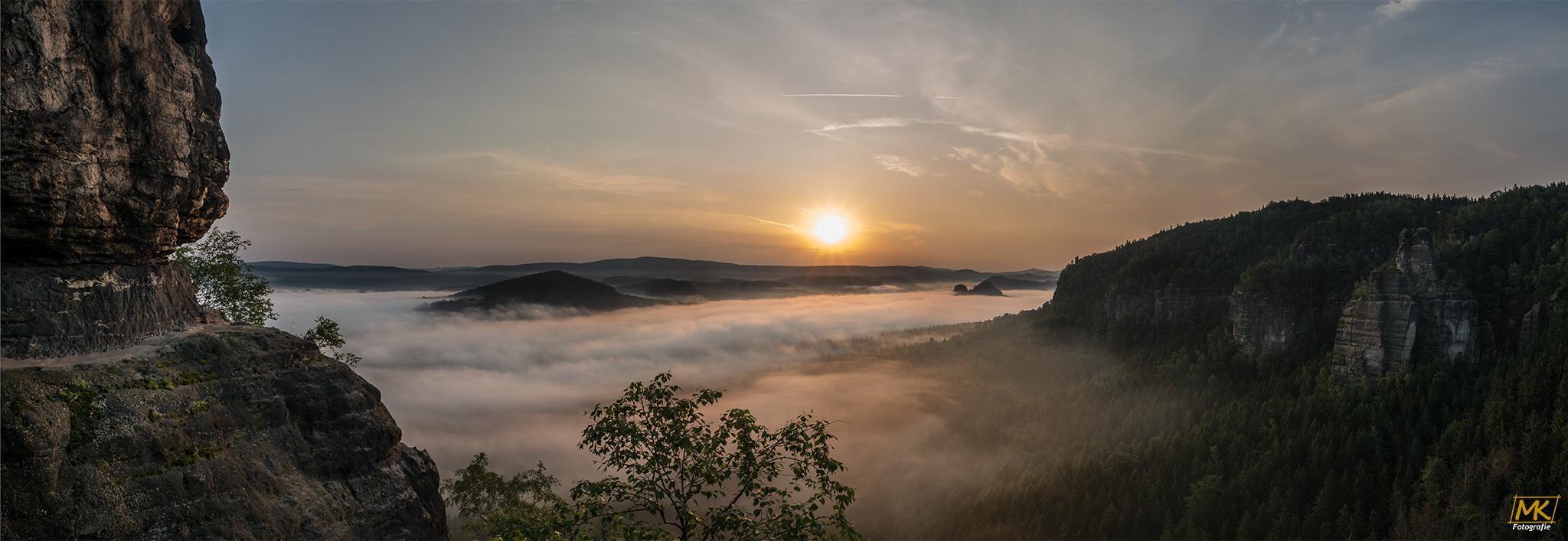 Sächsische Schweiz Idargrotte
