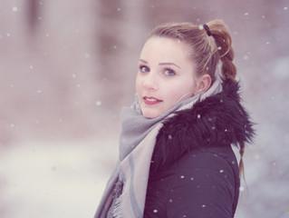Winterportraits mit dem Tamron SP 70-200mm