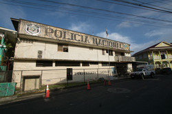Polizeistation Bocas del Toro