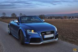 Audi Quattro TT RS