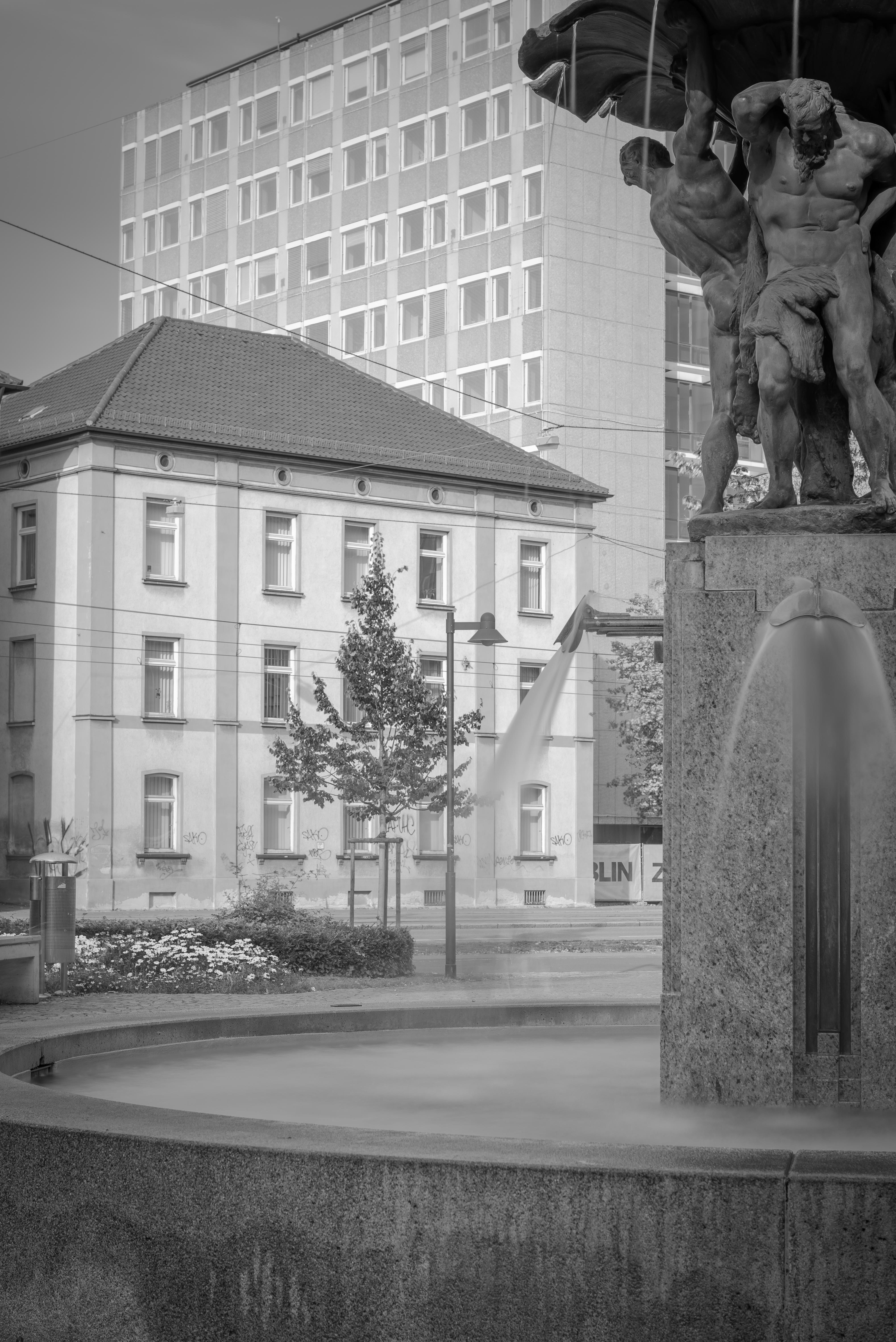 Brunnen in Ulm