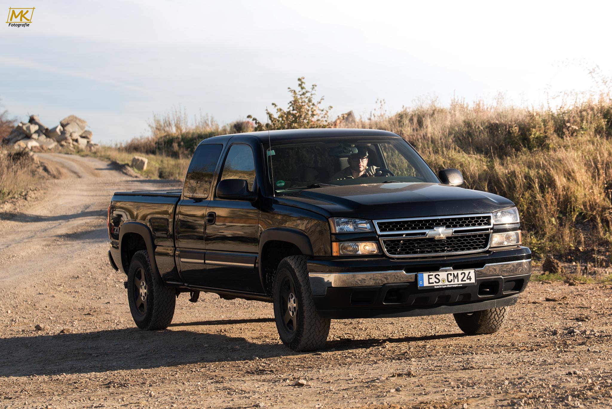 Chevrolet Silverado 5,3L