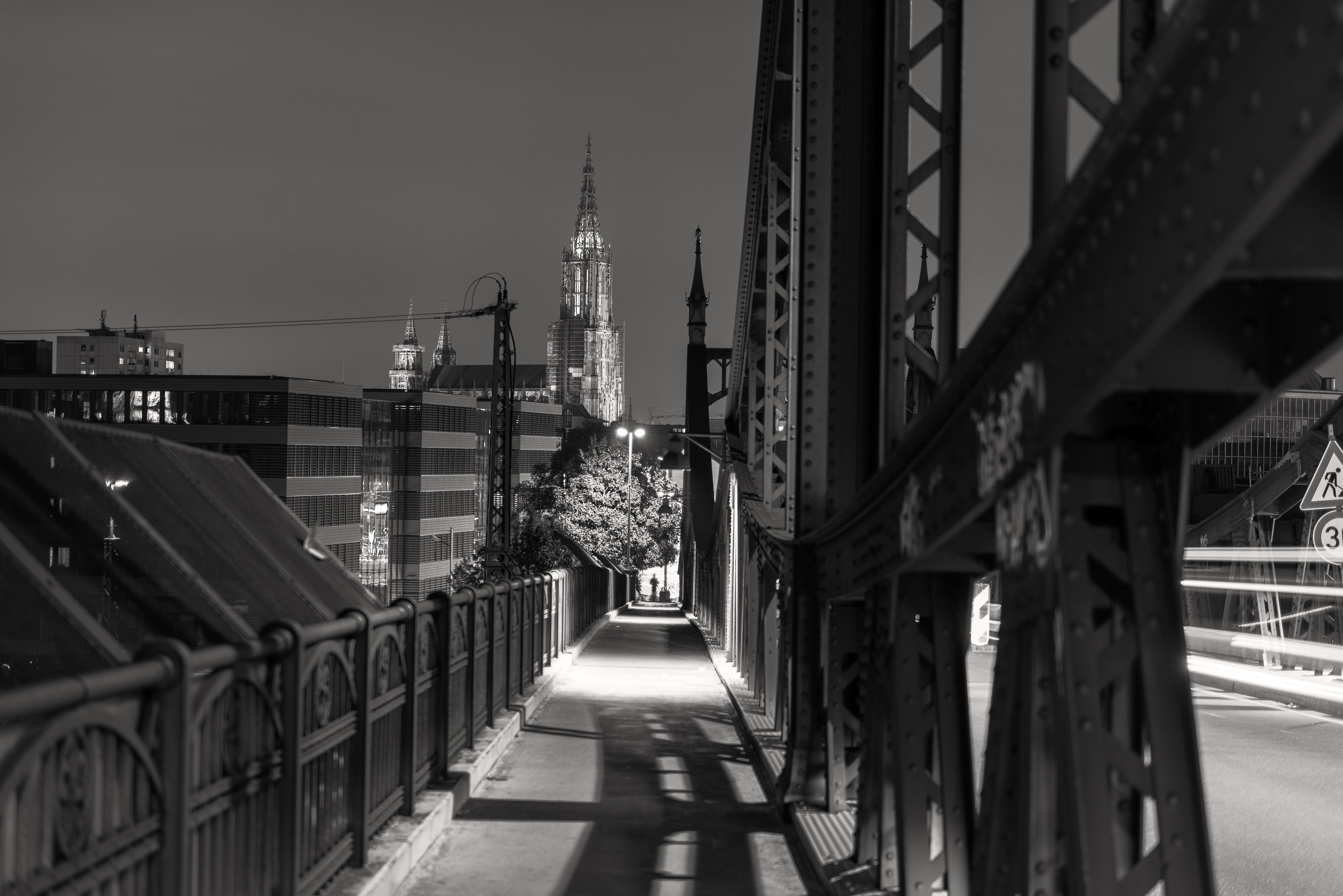 Blick auf Ulmer Münster