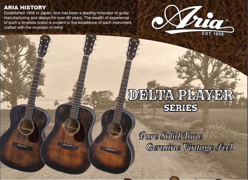 Aria Delta Player Series
