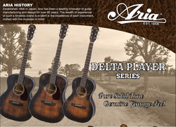 Aria Delta Player Series