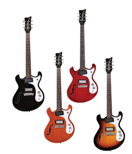 Danelectro Electric Guitars.3