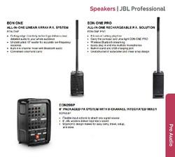 JBL Pro Audio