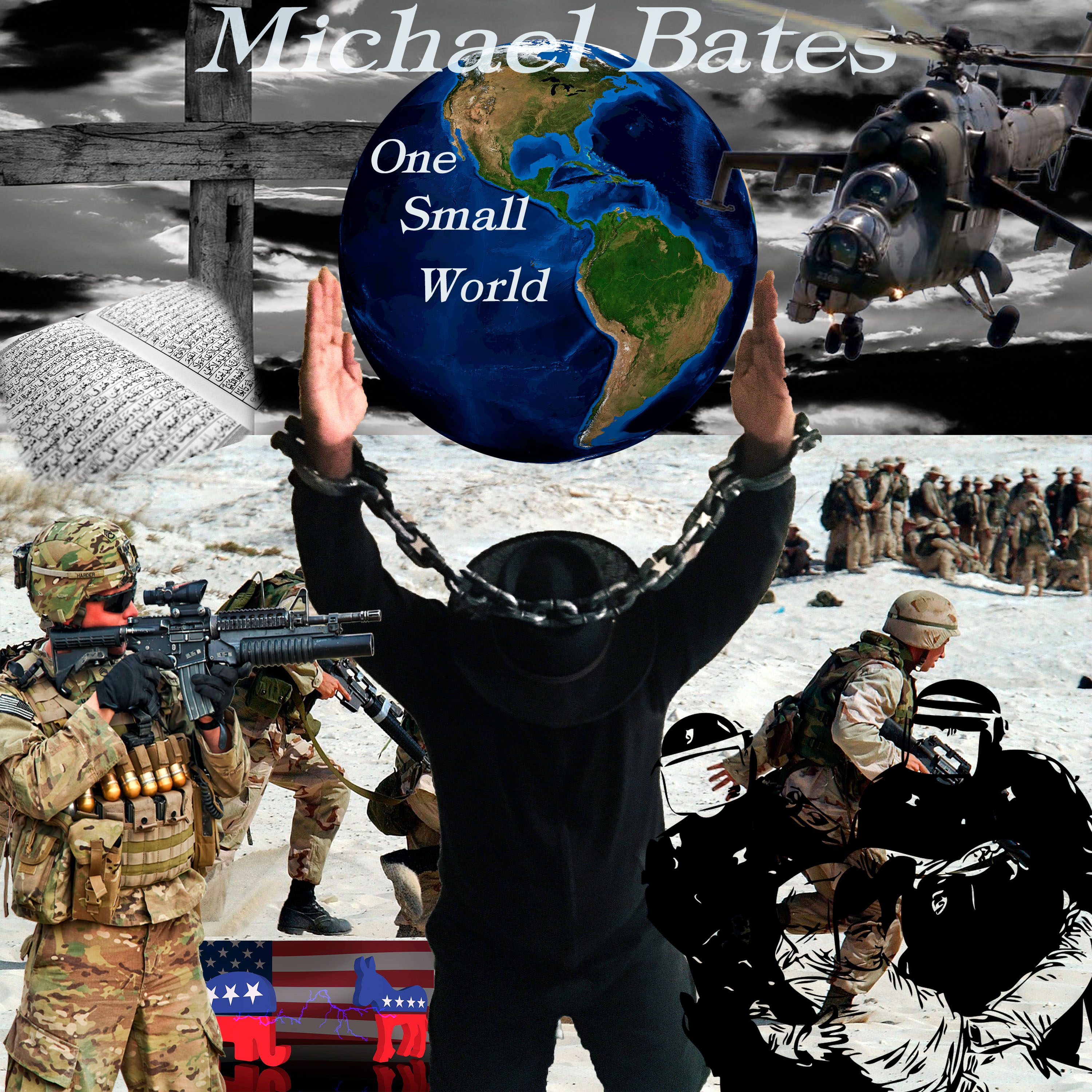 Michael Bates One Small World