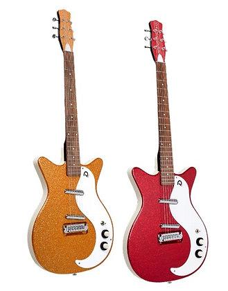 Danelectro- 59M NOS+ METAL FLAKE Electric Guitar