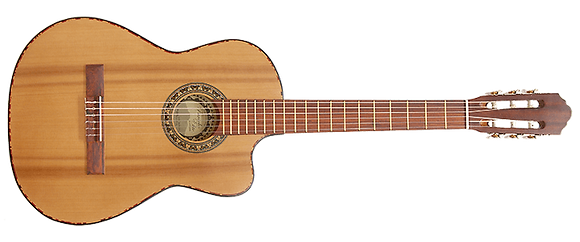 Paracho Elite Guitars-SAN BENITO
