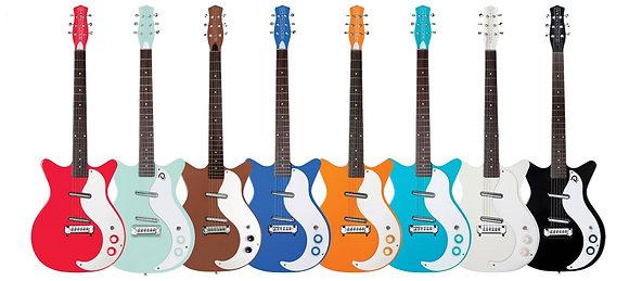 Danelectro-'59M NOS+ Electric Guitar