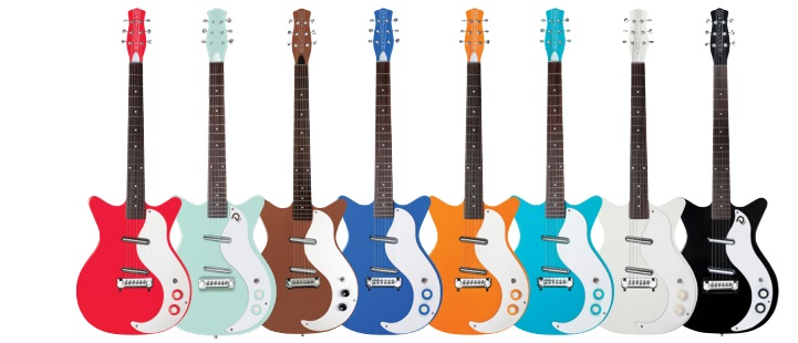 Danelectro Electric Guitars.2