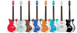 Danelectro Electric Guitars.2
