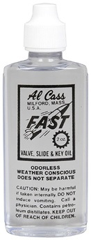 Valve Slide Key Oil