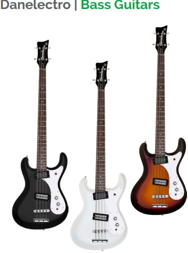 Danelectro Electric Guitars.5