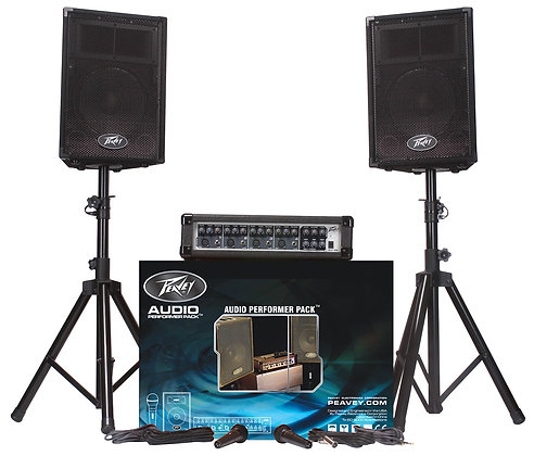 PEAVEY AUDIO PERFORMER PACK™