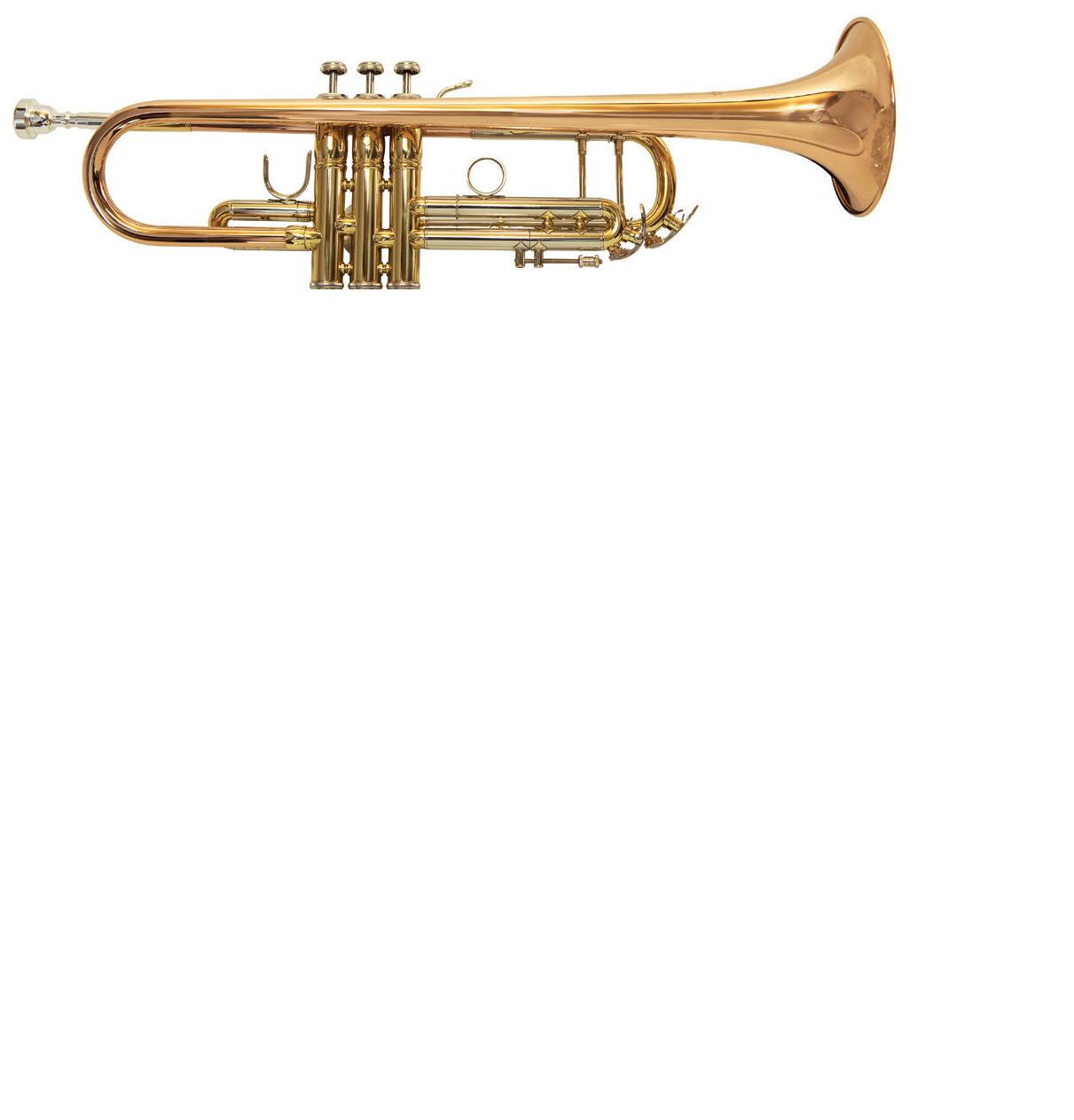 phospher grade trumpet