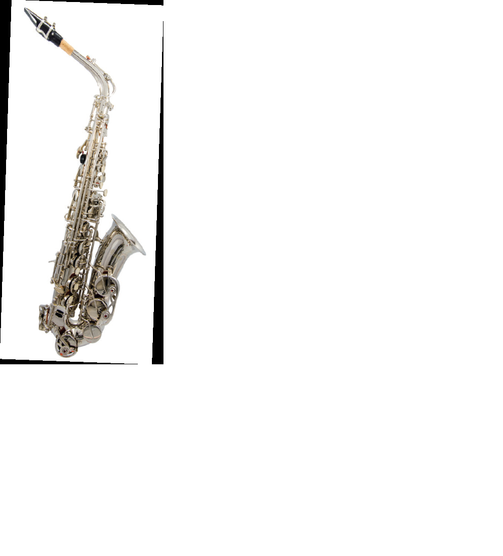 oxford alto sax nickel