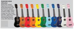 diamond head ukulele