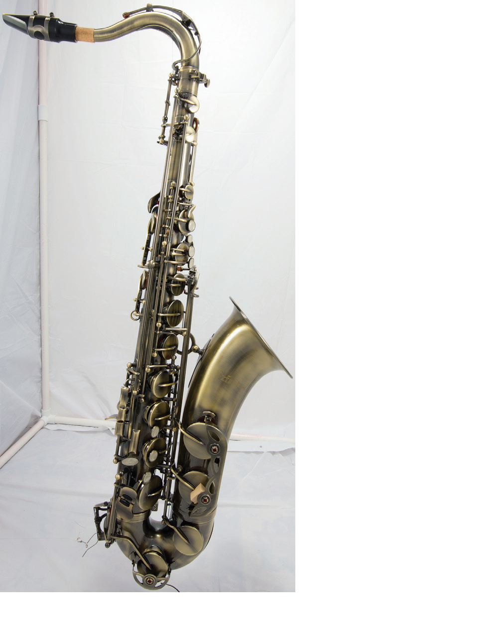 oxford tenor sax nickel