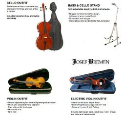 Violin Chello