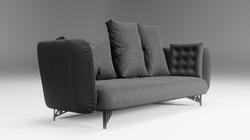 Моделирование мягкой мебели