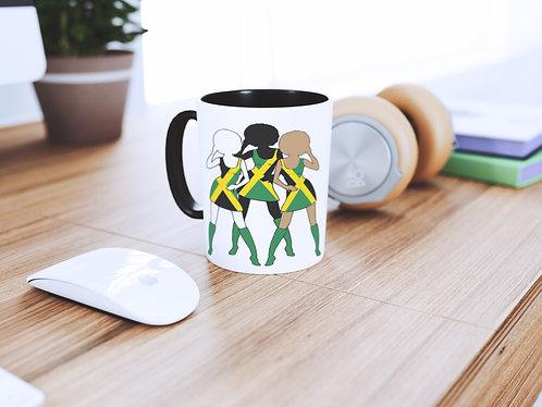 Jamaican Diva Ceramic Mug