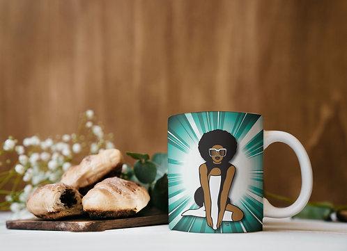 'Outta Sight' Ceramic Mug