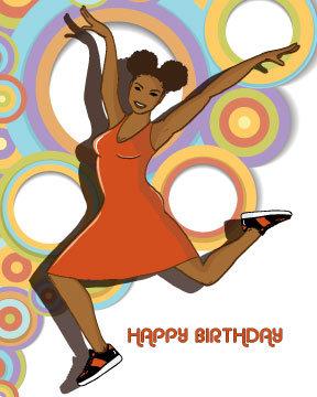 Happy Birthday 'Woop Woop...'
