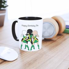 Personalised JA Diva cup