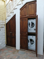 Washing machines for the guests