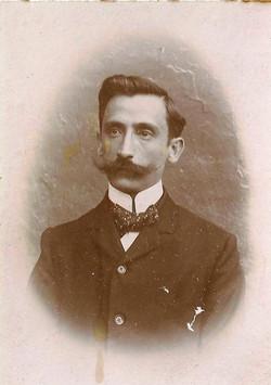Ευάγγελος Ραφαλιάς, 1890.