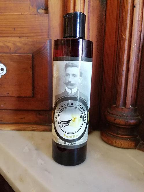 Shower gel with Vanilla.